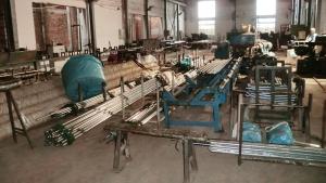 不锈钢光轴厂房